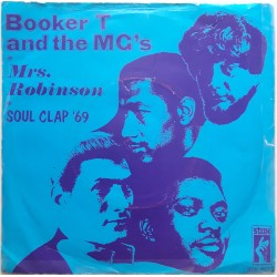 Booker T and the MG's - Mrs Robinson