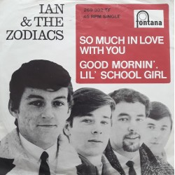 Ian and the Zodiacs -So much in love with you