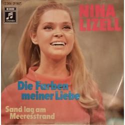 Nina Lizell - Die Farben Meiner Liebe / Sand Lag am Meeresstrand