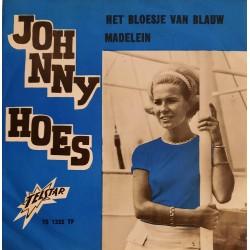 Johnny Hoes - Het bloesje van blauw