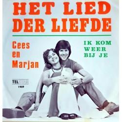 Cees en Marjan - Het Lied Der Liefde