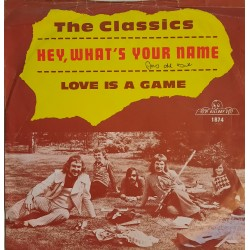 The Classics - Hey What's Your Name
