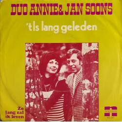 Duo Annie & Jan Soons - 't is lang geleden