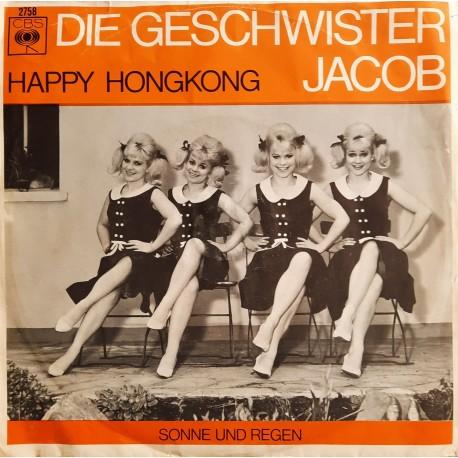 Geschwister Jacob - Happy Hongkong