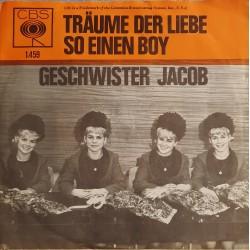 Geschwister Jacob - Träume der Liebe / So einen Boy