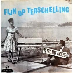Betsy & Max Anders - Fijn op Terschelling
