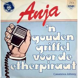 Anja - 'n gouden griffel voor de etherpiraat