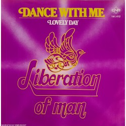 Liberation of Man - Dance with me / Lovely Day