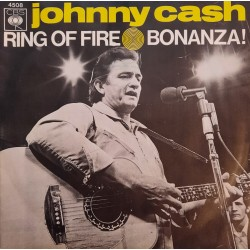 Johnny Cash - Ring of Fire / Bonanza