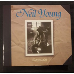 CD box van Neil Young - Retrospection