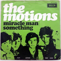 Motions - Miracle Man / Something