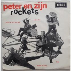 Peter en zijn Rockets - Drink ere een van mij / Jip Jip