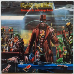 Iron Maiden - Stranger in a Strange Land