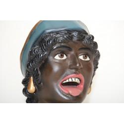 Gaper van Zwarte Piet, Origineel oud beeld uit een drogisterij