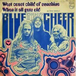 Blue Cheer - West Coast Child