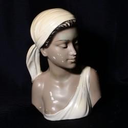 Buste  getinte vrouw Jean Carli nr. 247