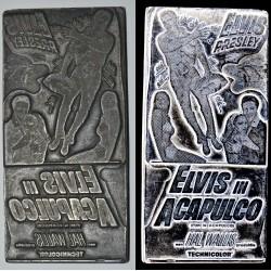 Elvis originele drukplaat
