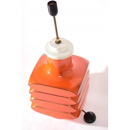 Lamp - Vloerlamp Carstens oranje